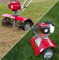 Lawn Dethatcher Attachment