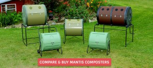 Compare and Buy Mantis Composters