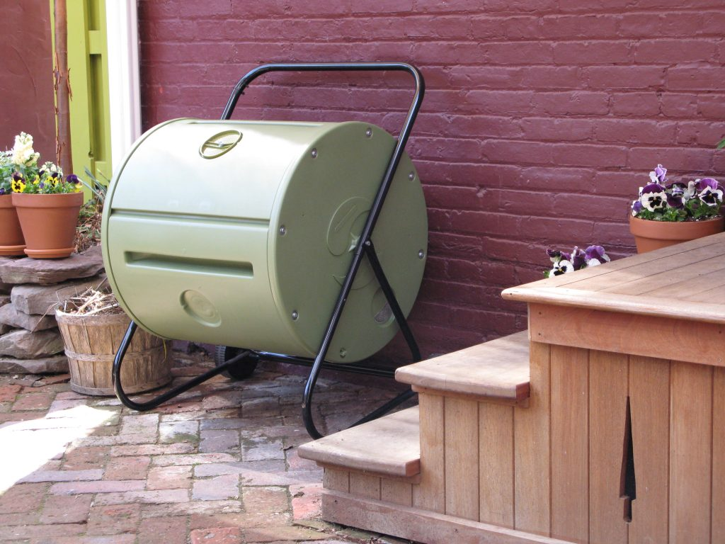 Composting In Small Spaces