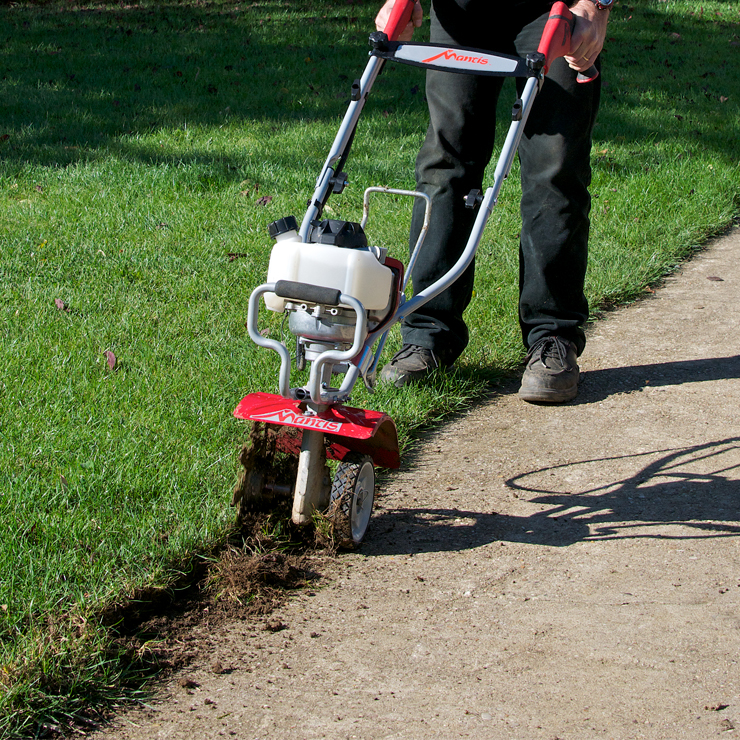 Border Edger Attachment 3222 edging lawn
