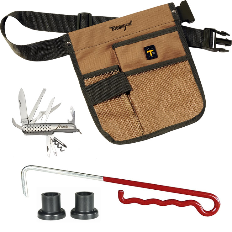 Tiller Companion Kit 811116 knife open
