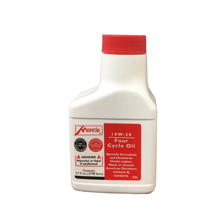 Tiller 4-Cycle Engine Oil 400206