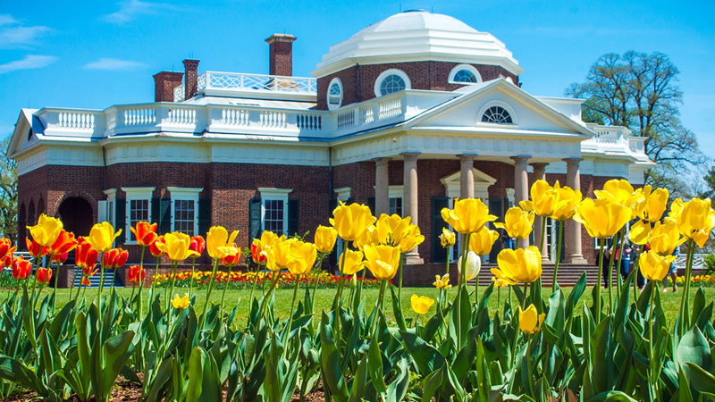 Historic American Garden Tours