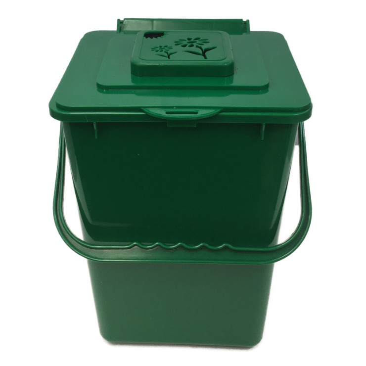 Composting Kitchentop Container 2.2 gal CTKC1000 front view