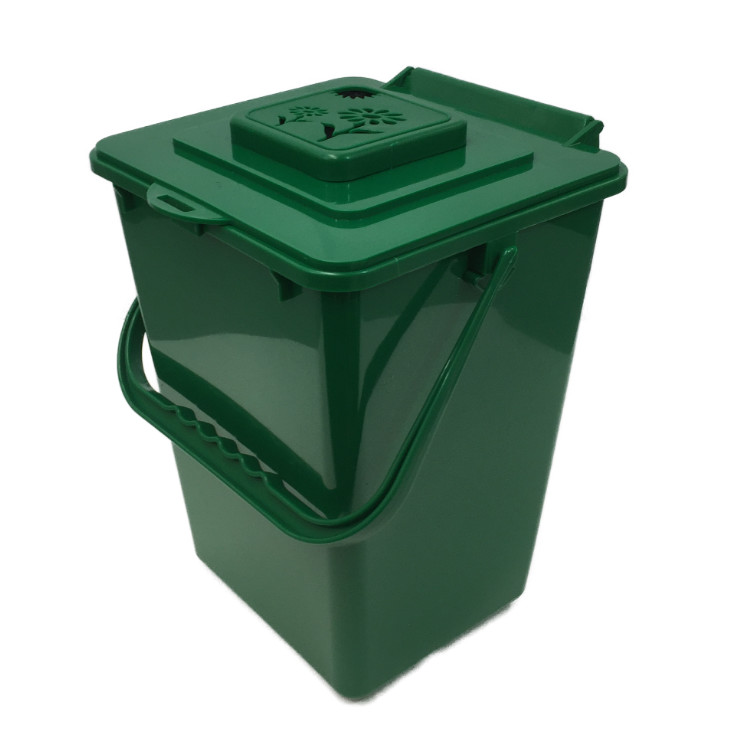 Composting Kitchentop Container 2.2 gallon CTKC1000 side view