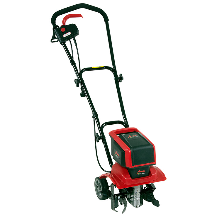 Mantis Electric Tiller Cultivator 3550 facing right