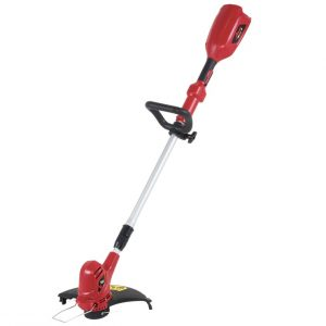 Mantis cordless string trimmer