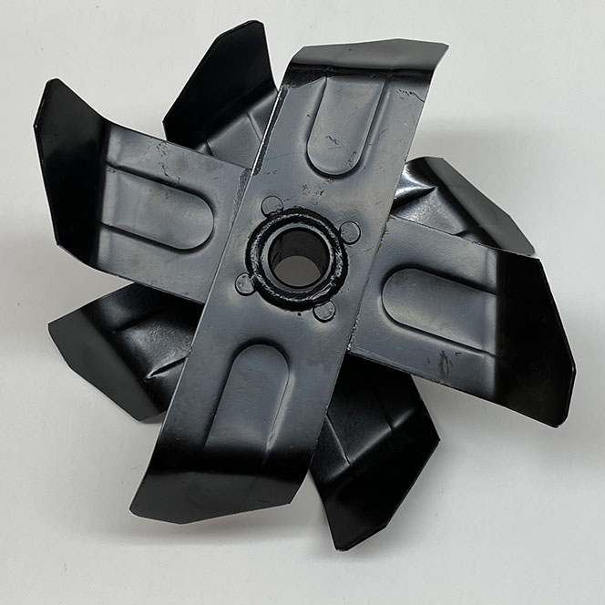 Rotary Blade for 3550 and 3558 Mantis Tillers