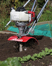 Is Your Tiller Ready for Spring?